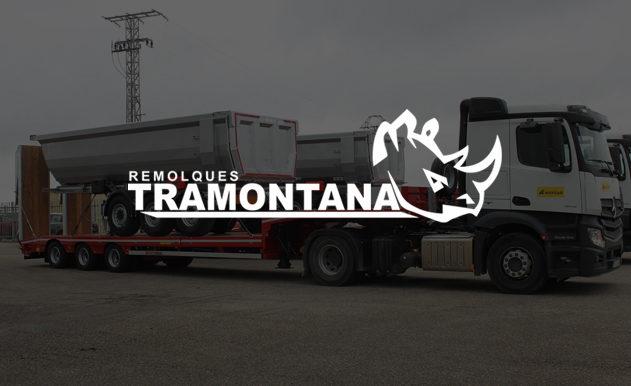 Desarrollo web Remolques Tramontana