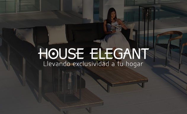 Página web House Elegant