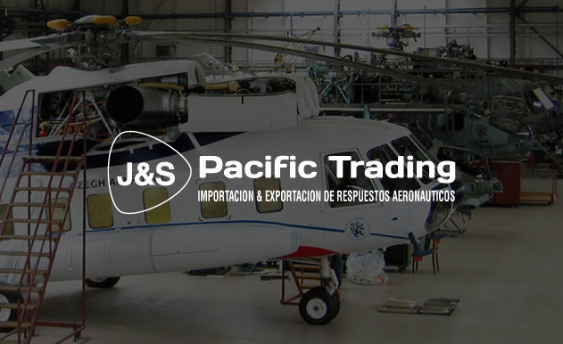 Página Web Pacific Trading