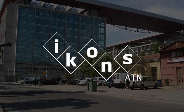 Diseño web IKONS ATN